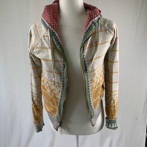 Funky People Reversible Jacket